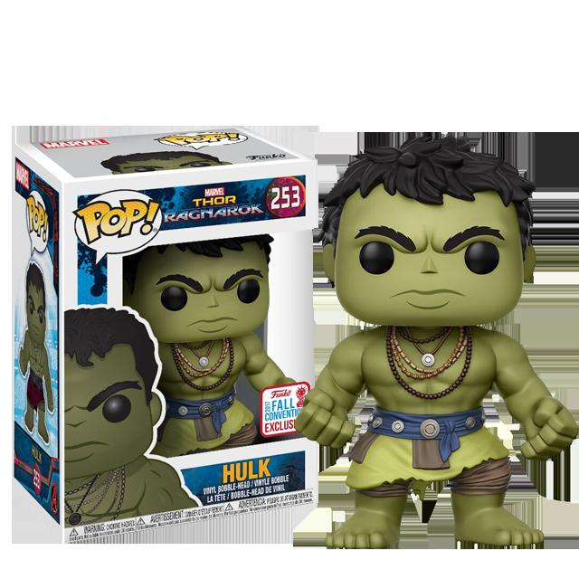 Figurka Funko POP! Hulk Casual - Thor Ragnarok