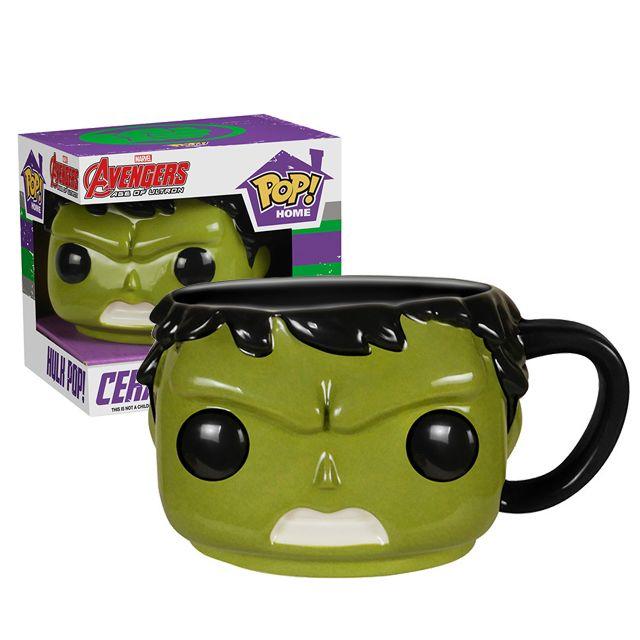 Hulk - Keramický hrníček