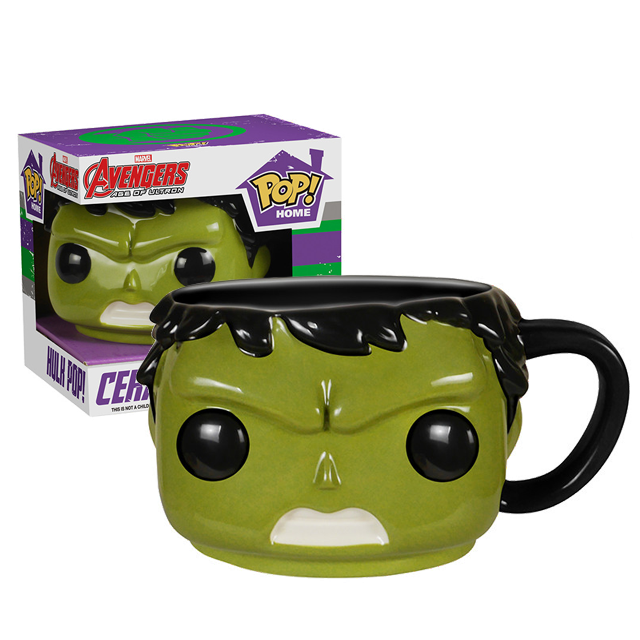 Funko POP! HOME Hulk - Keramický hrníček
