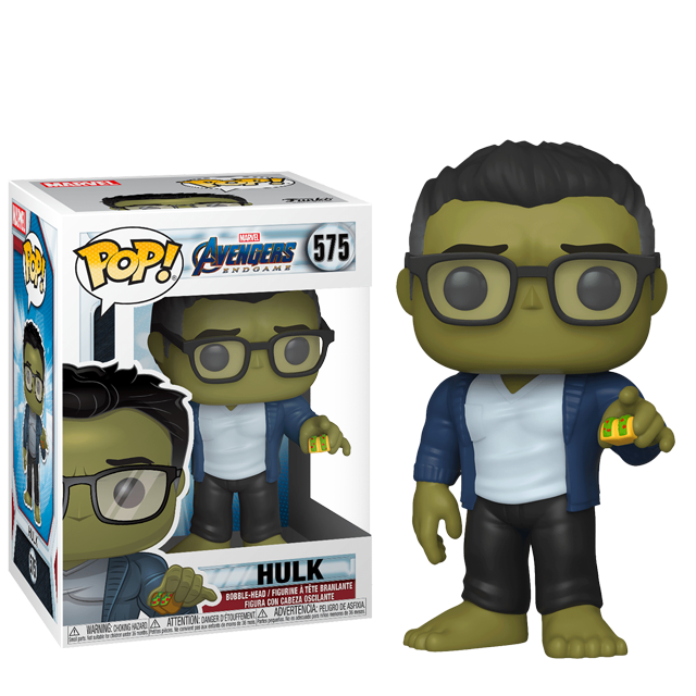 Figurka Funko POP Hulk s Taco - Endgame