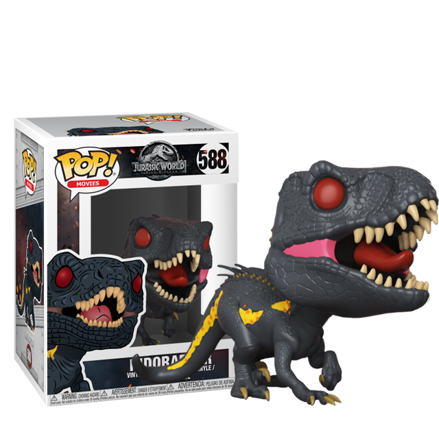 Figurka Funko POP! Indoraptor - Jurský svět