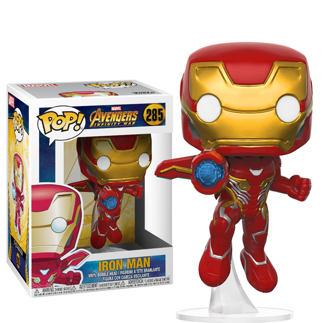 Figurka Funko POP! Iron Man - Infinity War