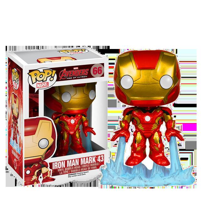 Figurka Funko POP! Iron man - Avengers