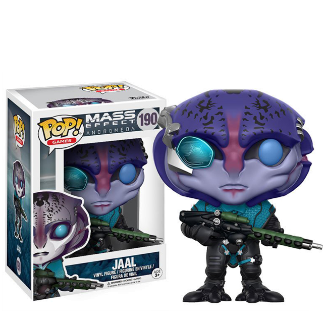 Figurka Funko POP! Jaal - Mass Effect