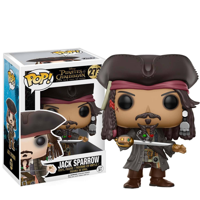 Figurka Funko POP! Jack Sparrow - Piráti z Karibiku