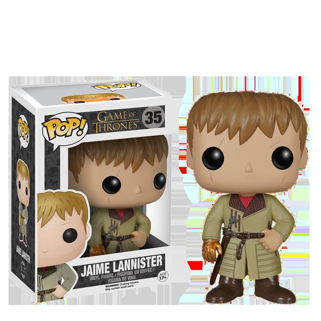 Figurka Funko POP! Jaime Lannister se zlatou rukou