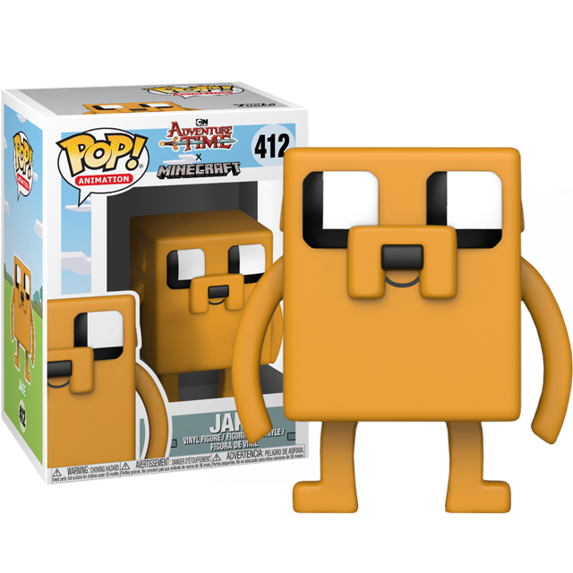 Funko POP Jake - Adventure Time