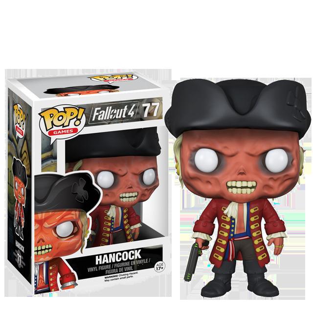 Figurka Funko POP! John Hancock