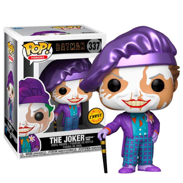 Funko POP Joker 1989 - Batman CHASE
