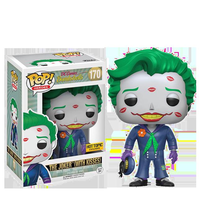 Figurka Funko POP! Joker - Bombshells
