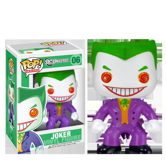 Figurka Funko POP! Joker - Classic