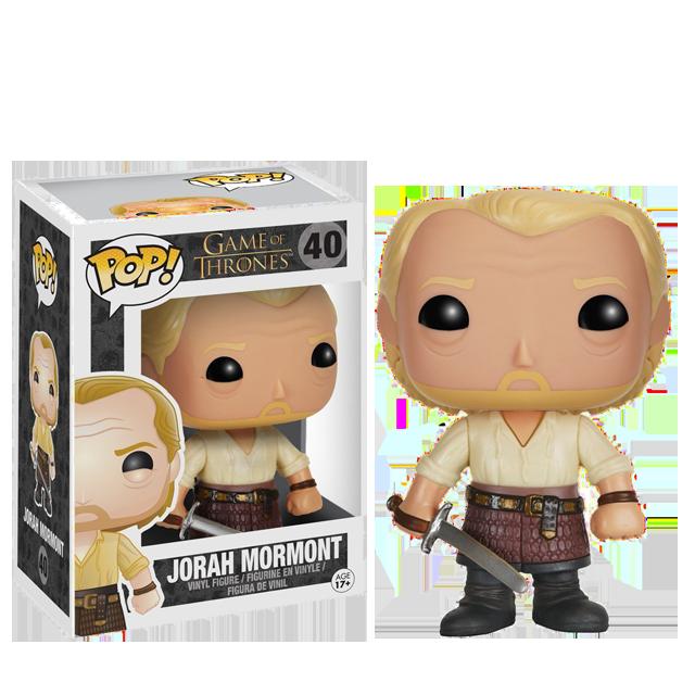 Figurka Funko POP! Jorah Mormont