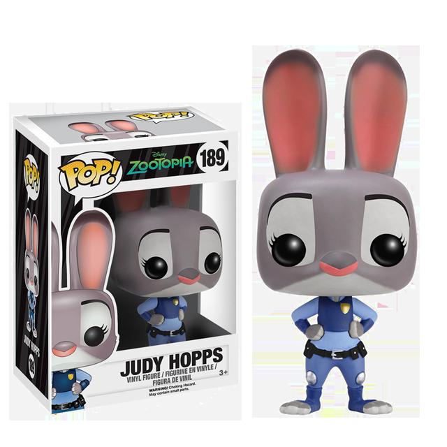 Figurka Funko POP! Judy Hopps - Zootropolis