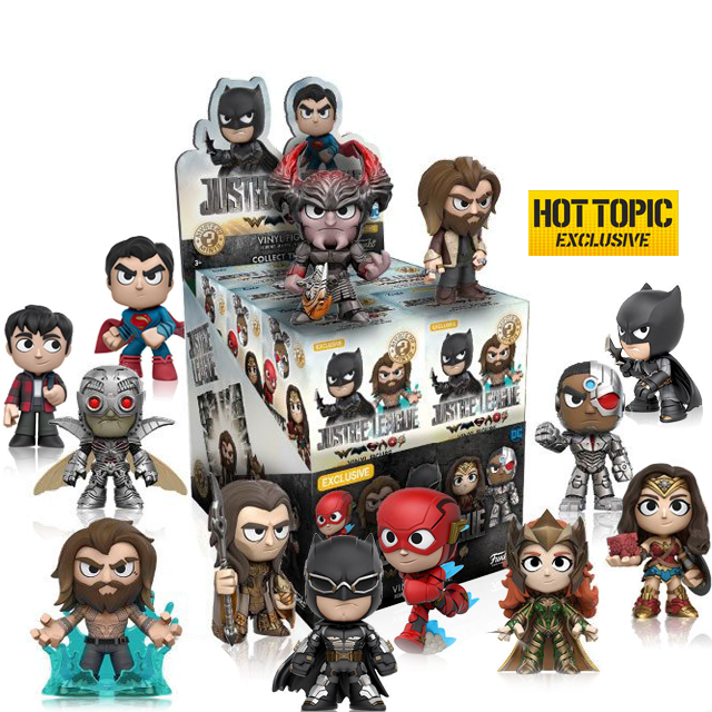 Figurky Mystery Minis Justice League - Blindbox HOTTOPIC