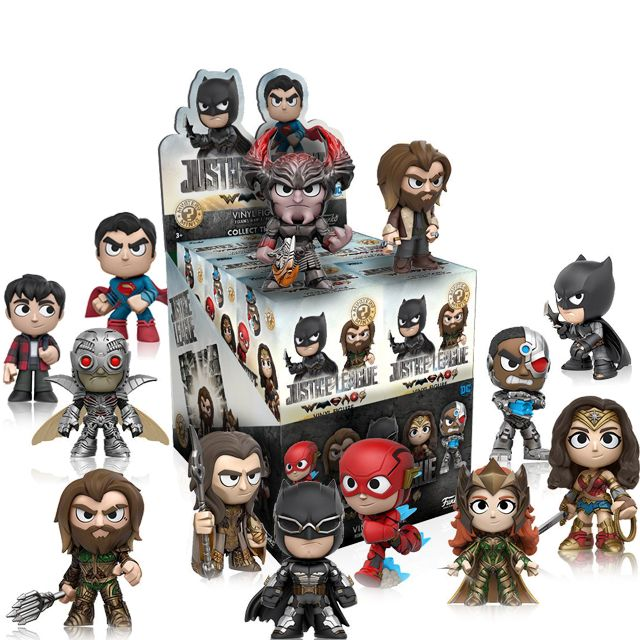 Justice League - Blindbox