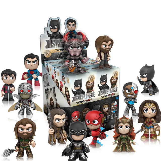 Figurky Mystery Minis Justice League - Blindbox
