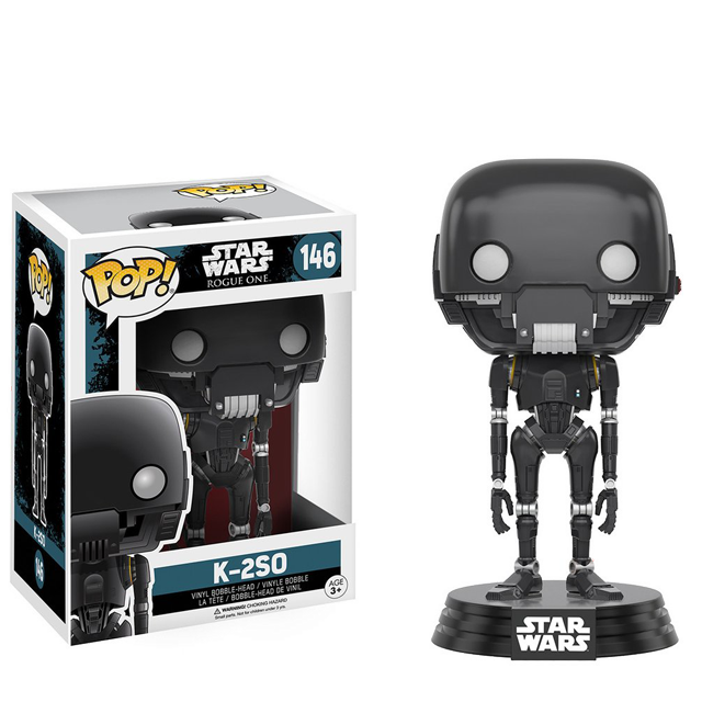 Figurka Funko POP! K-2SO