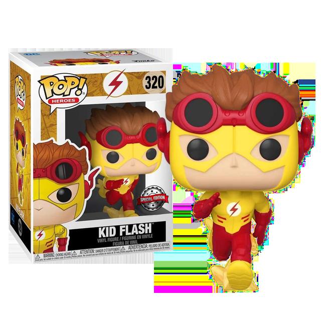 Funko POP Kid Flash