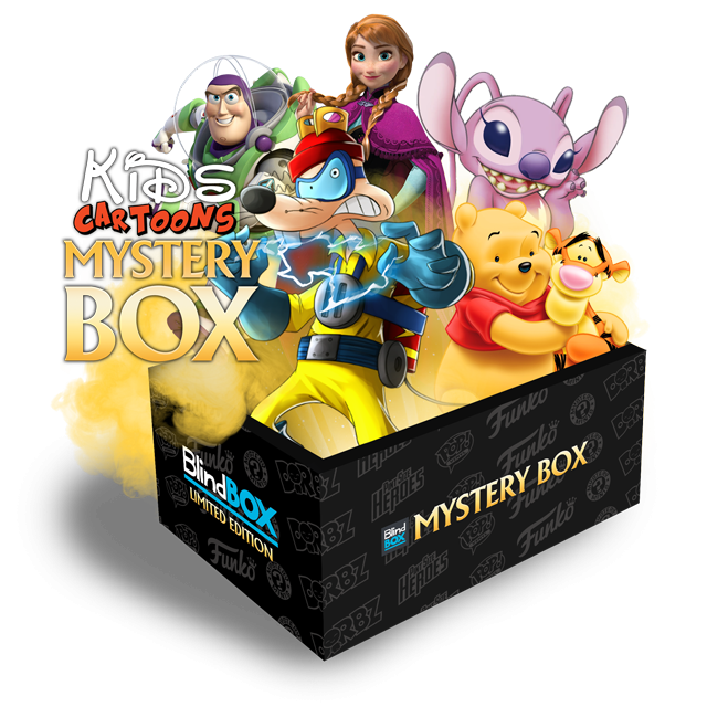 Blindbox Kids #4 Mystery Box