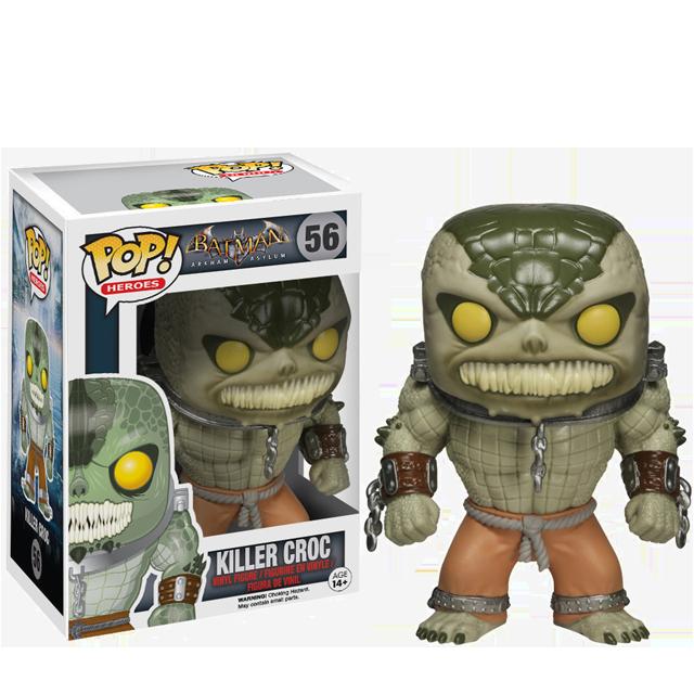 Figurka Funko POP! Killer Croc - Arkham