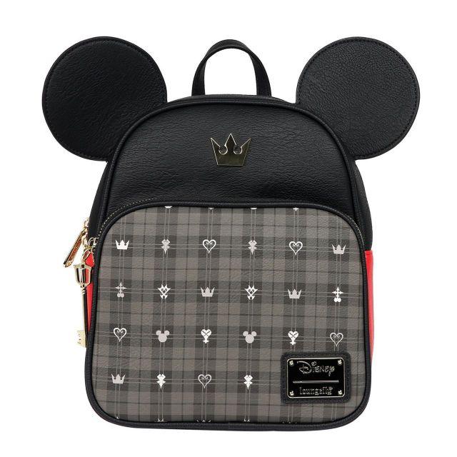 Loungefly Kingdom Hearts Mickey Mini Batoh