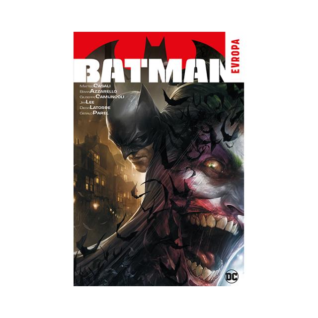 Crew Komiks Batman - Evropa