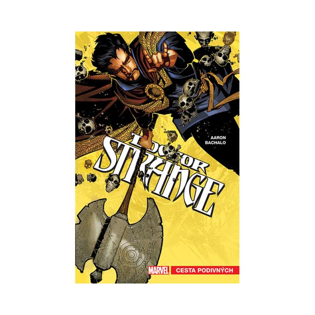 Crew Komiks Doctor Strange 1: Cesty podivných