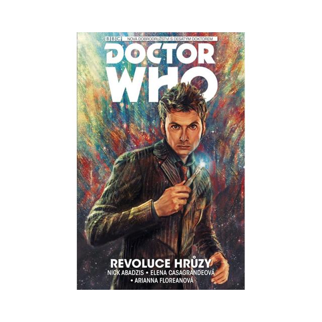 Crew Komiks Doctor Who: Revoluce hrůzy