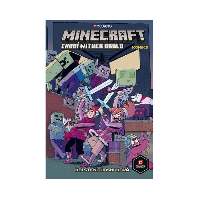 Komiks Minecraft: Chodí Wither okolo