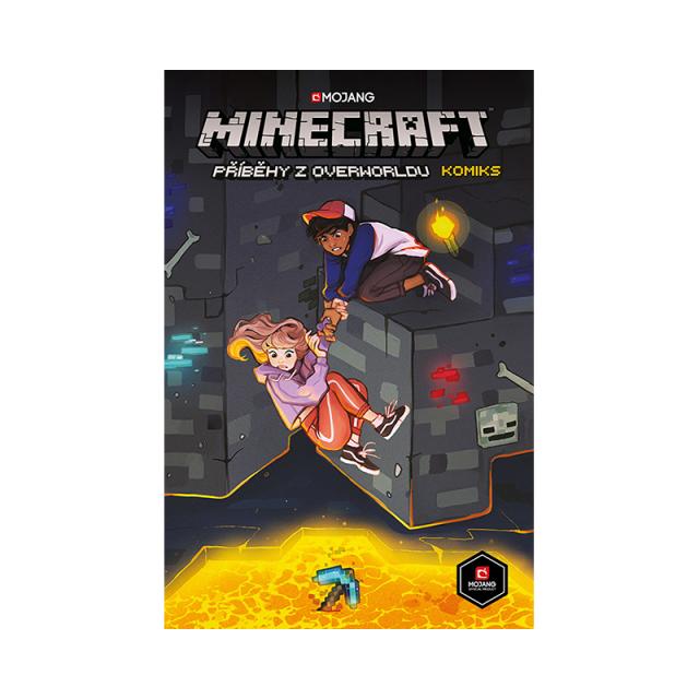 Crew Komiks Minecraft - Příběhy z Overworldu