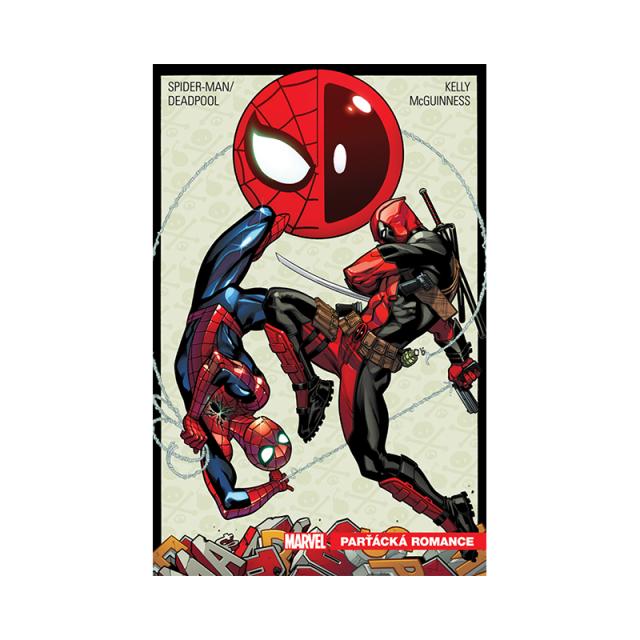 Crew Komiks Spider-Man / Deadpool 1: Parťácká romance