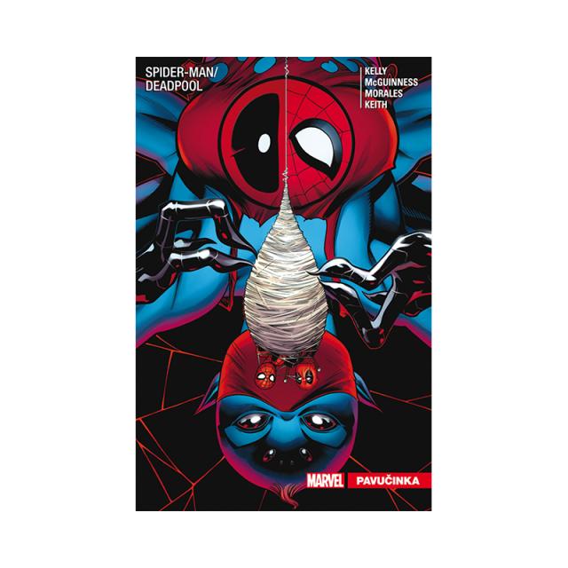 Crew Komiks Spider-Man / Deadpool 3: Pavučinka
