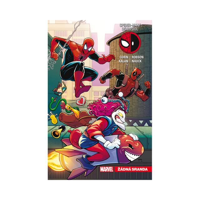 Crew Komiks Spider-Man / Deadpool 4: Žádná sranda