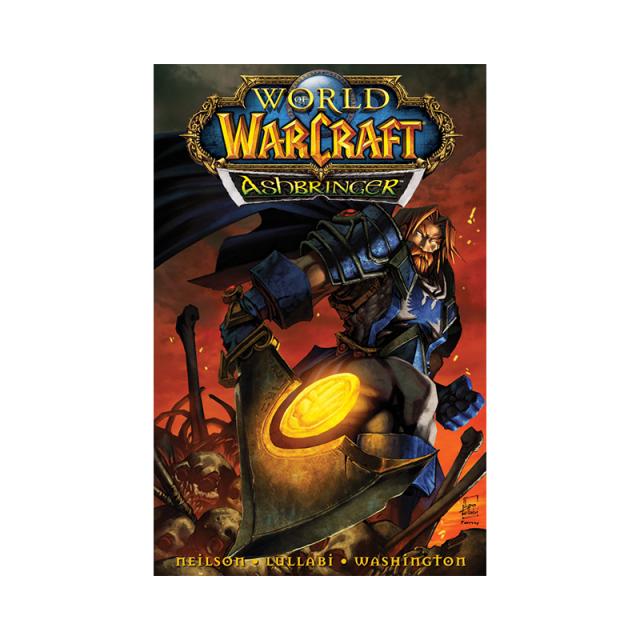 Crew Komiks World of Warcraft: Ashbringer