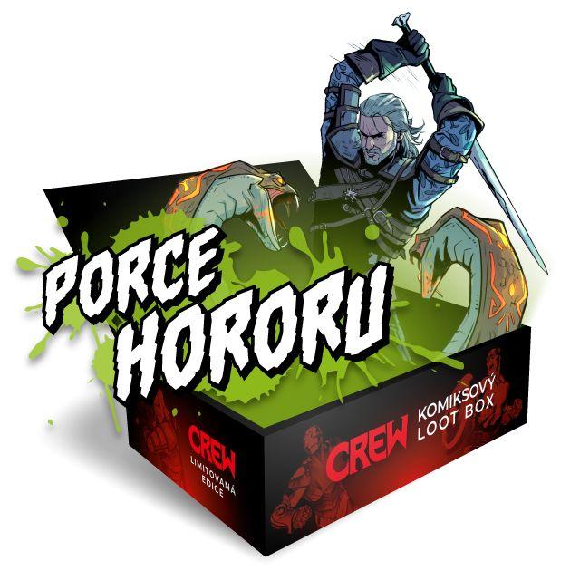 Komiksový Box: Porce hororu