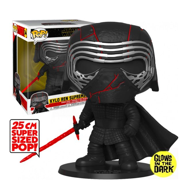 Kylo Ren glow in the dark 25cm