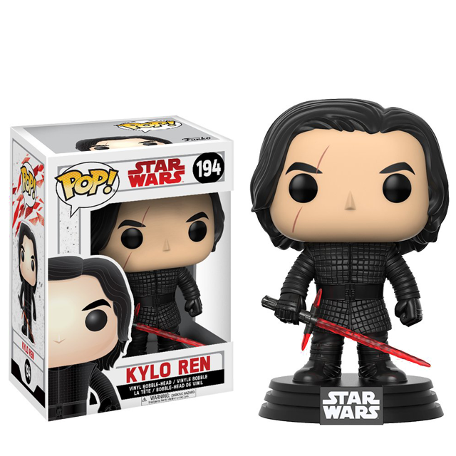 Figurka Funko POP! Kylo Ren - The Last Jedi