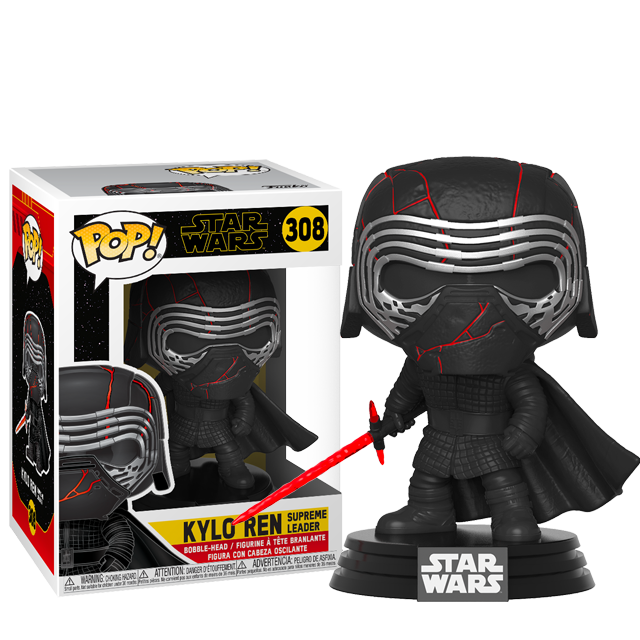 Figurka Funko POP Kylo Ren - The Rise of Skywalker