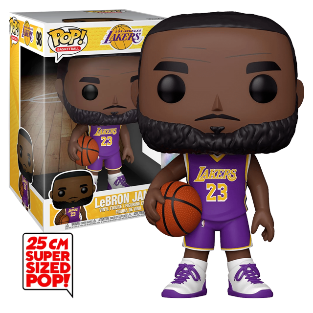 Funko POP LeBron James LA Lakers 25cm