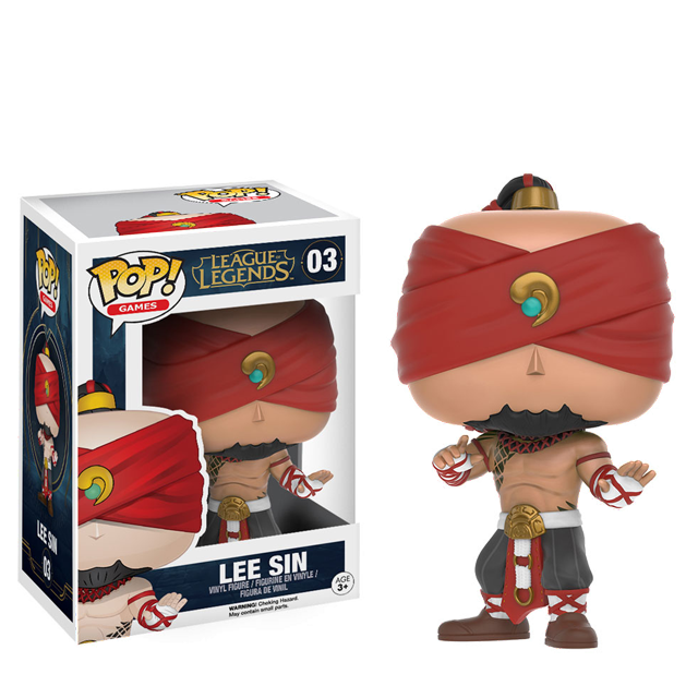 Figurka Funko POP! Lee Sin