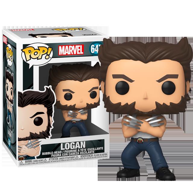 Figurka Funko POP Logan - X-Men 20th
