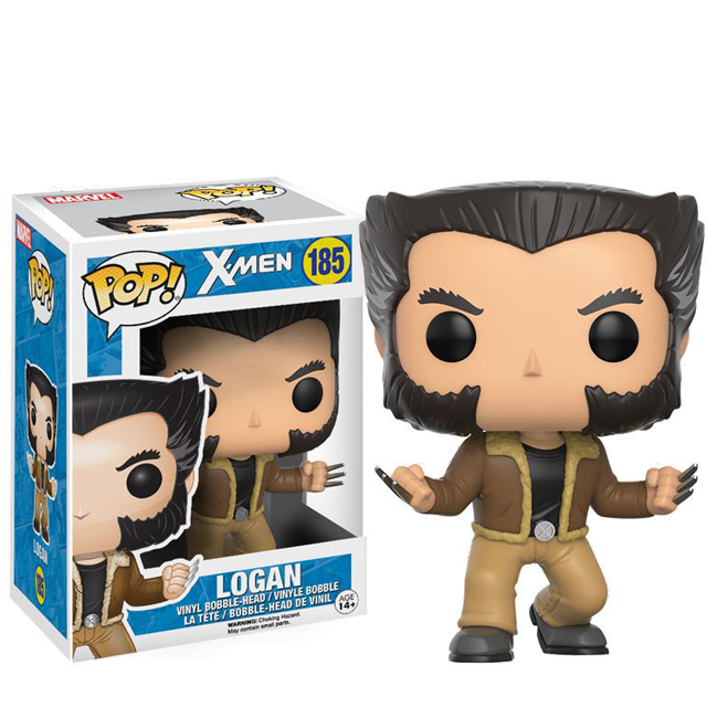 Figurka Funko POP! Logan - X-Men