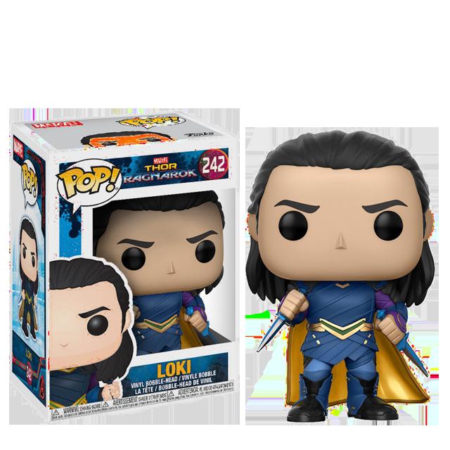 Figurka Funko POP! Loki - Thor Ragnarok