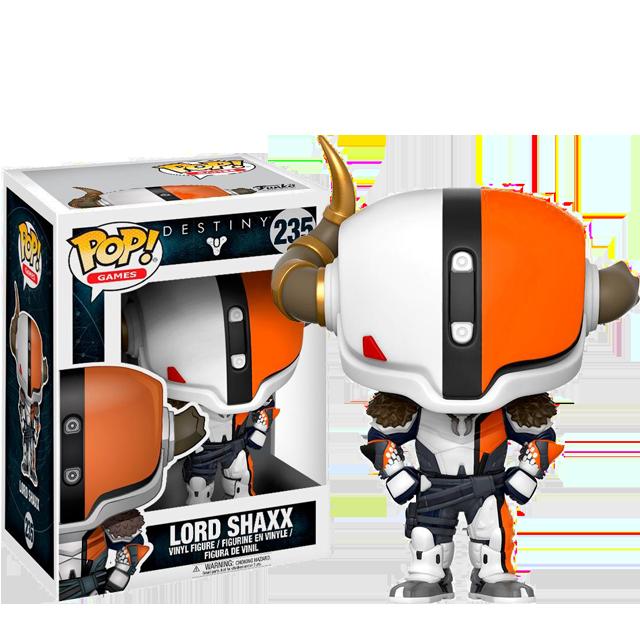 Figurka Funko POP! Lord Shaxx - Destiny