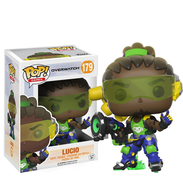 Figurka Funko POP! Lucio - Overwatch