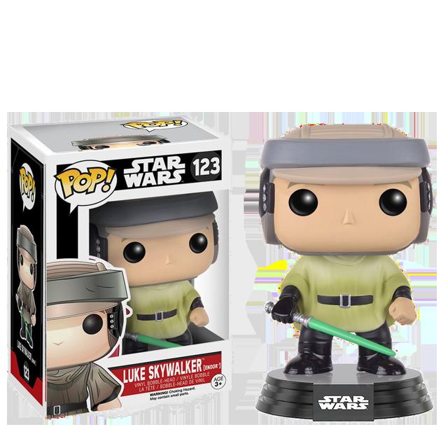 Figurka Funko POP! Luke Skywalker Endor