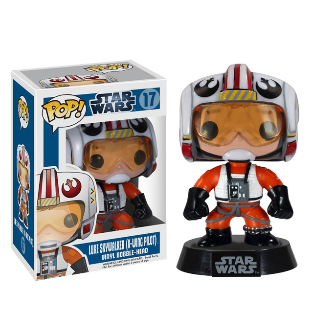 Figurka Funko POP! Luke Skywalker X-Wing Pilot