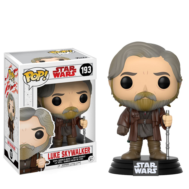 Figurka Funko POP! Luke Skywalker - The Last Jedi