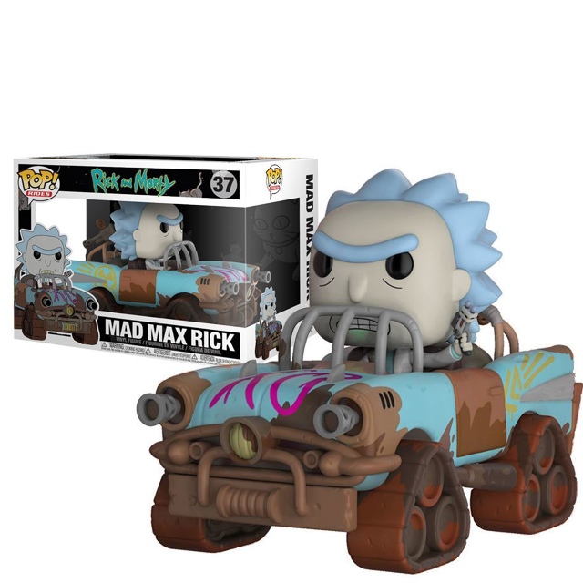 Figurka Funko POP! Mad Max Rick
