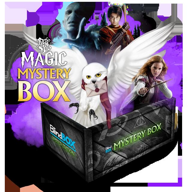 Blindbox Magic #2 Mystery Box